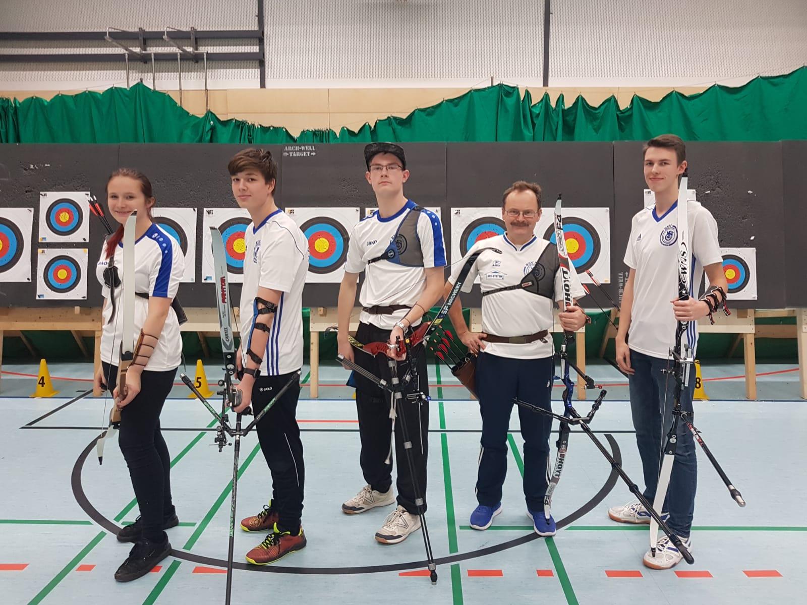 Eilmeldung: Radeberger Bogenschützen beim Turnier in Dresden