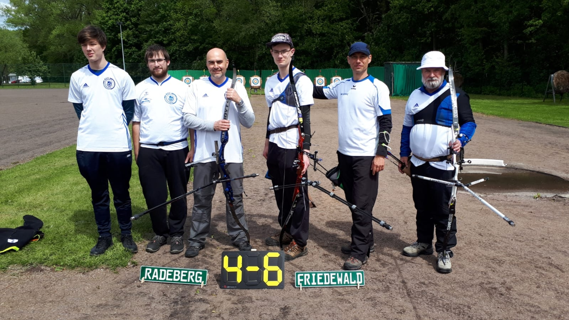 Landesliga in Dresden am 02. Juni 2019