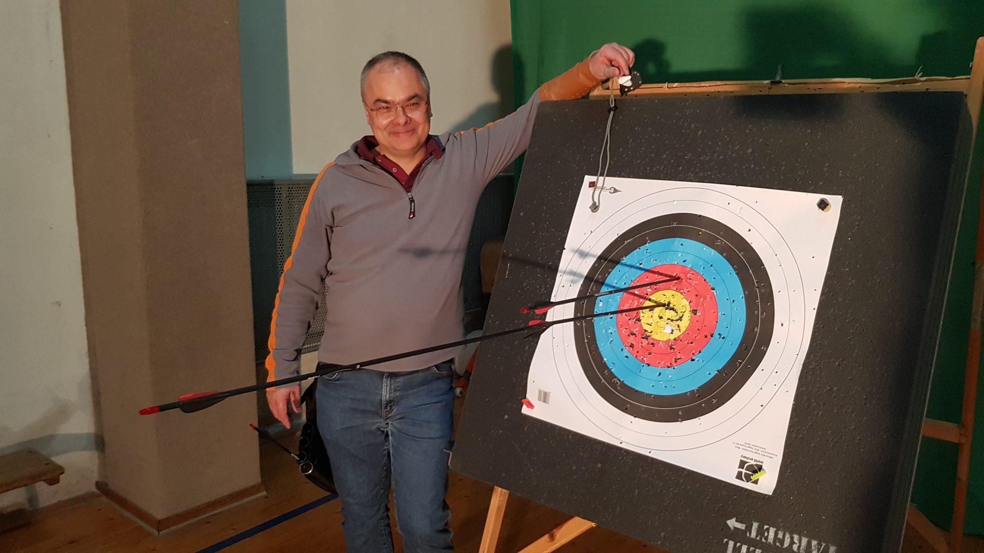 Robin Hood zu Gast in Radeberg