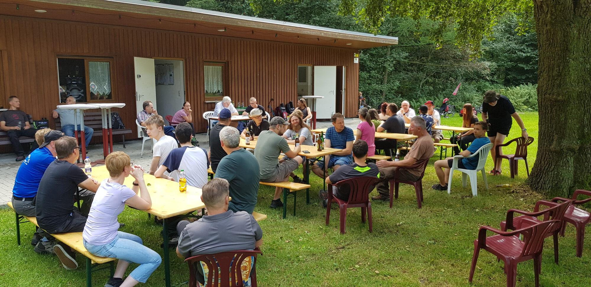 Mitgliederversammlung 2020 im Hüttertal