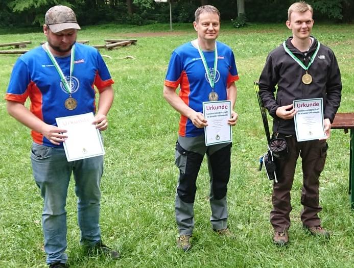 Radeberger Schützen erfolgreich bei der Landesmeisterschaft des sächsischen Schützenbundes im 3D Bogensport